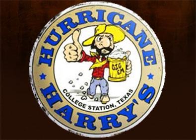 Hurricane Harry's 313 College Ave. College Station,  Texas 77840 (979) 846-3343